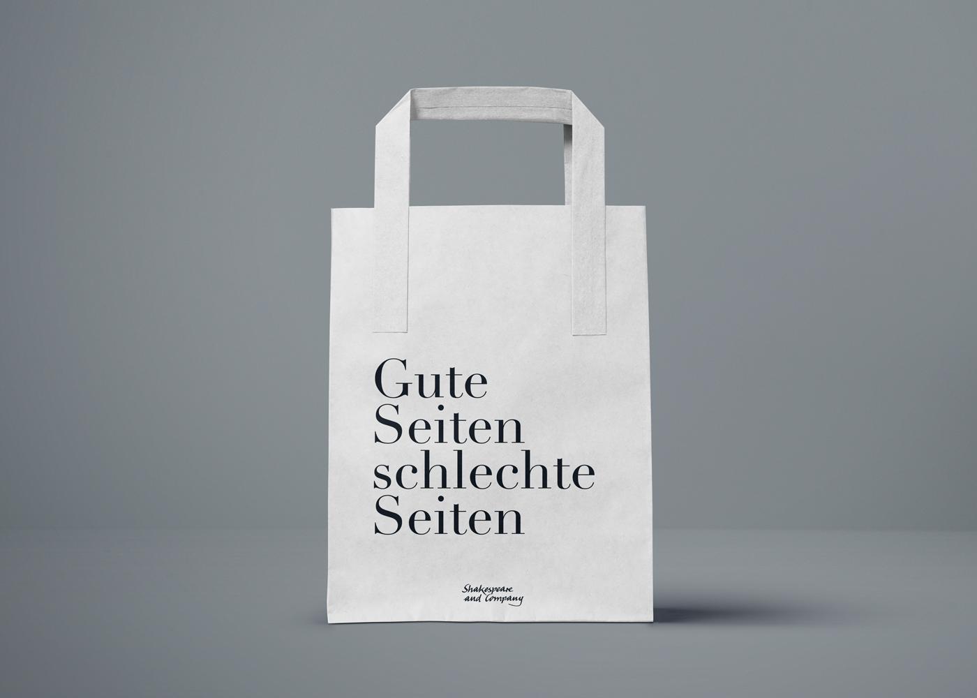 Dorothee Menden - Shakespeare Bag