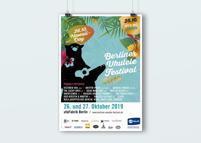 Dorothee Menden - Berliner Ukulele-Festival